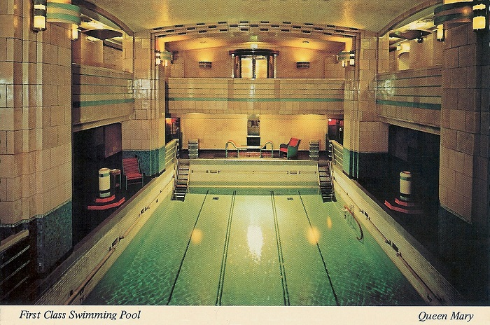 Queen Mary Piscine