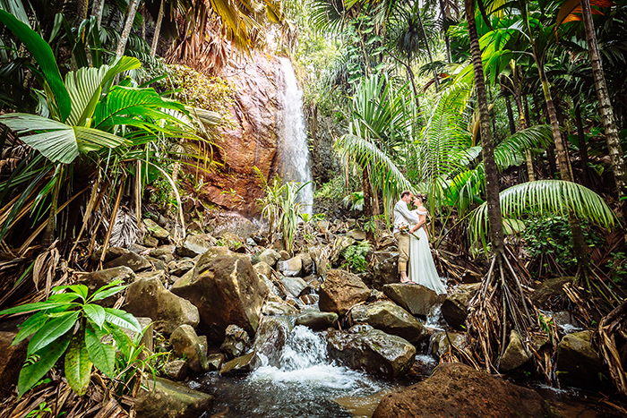 Seychelles Mariages Jungle